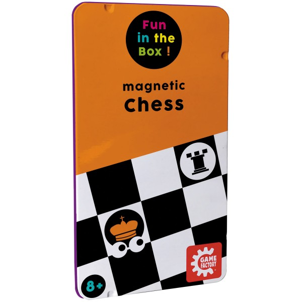Magnetic Travel Game Chess / Schach