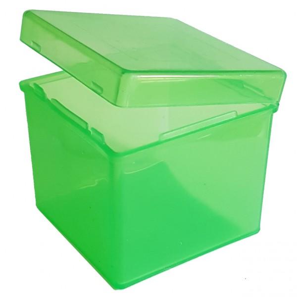 Schutzbox für 57mm-Cubes Grün
