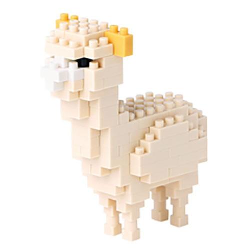 Nanoblock: Alpaca