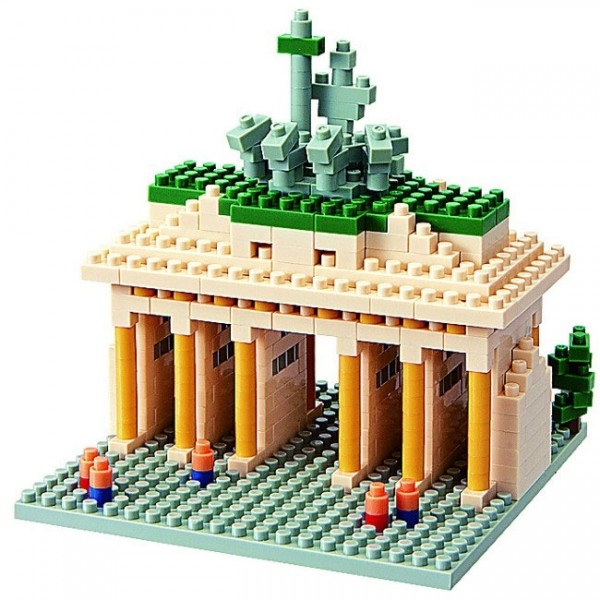 Nanoblock: Brandenburger Tor