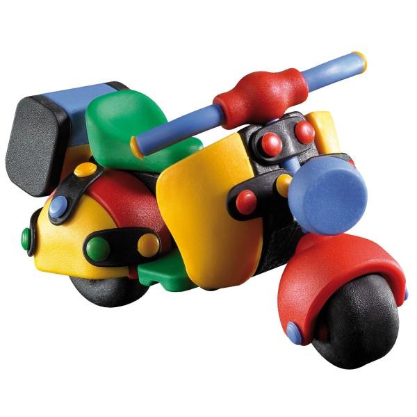 mic o mic: Motorroller