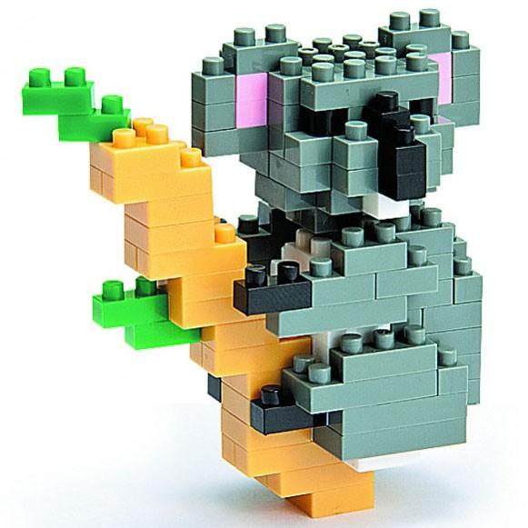 Nanoblock: Koala
