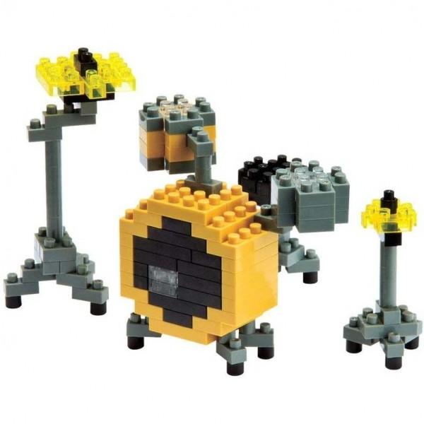 Nanoblock: Drum Set