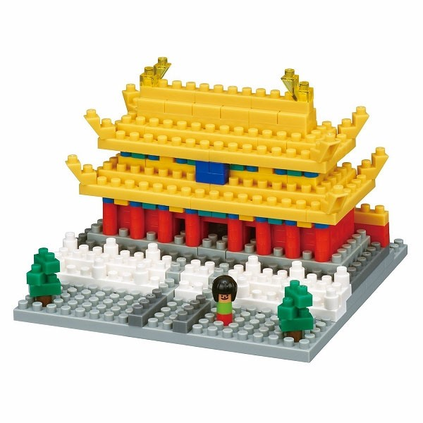 Nanoblock: Forbidden City