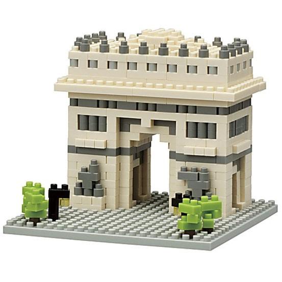 Nanoblock: The Arc de Triomphe