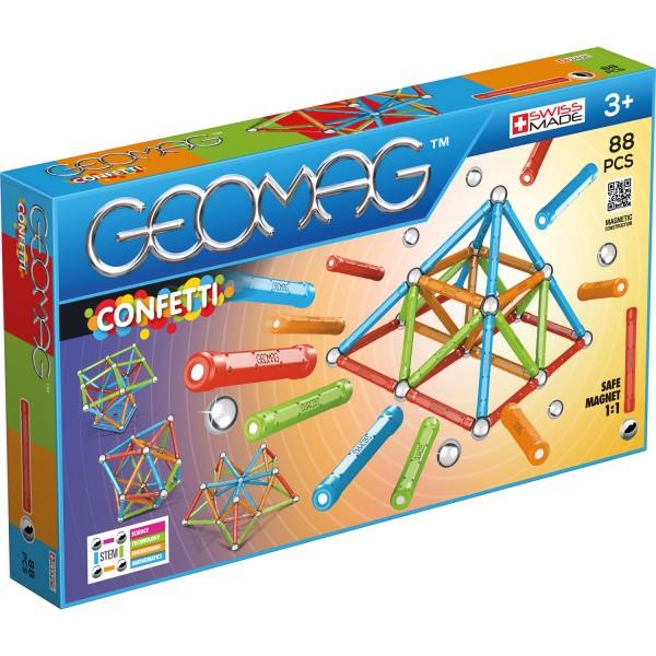 Geomag Classic Confetti 88