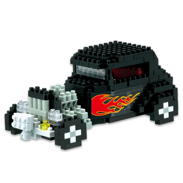 Nanoblock: Hot Rod