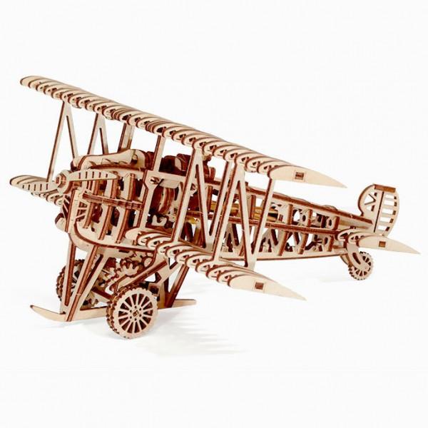 Wood Trick: Plane (Flugzeug)