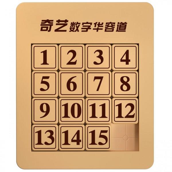 Qiyi 4x4 Number Sliding Klotski