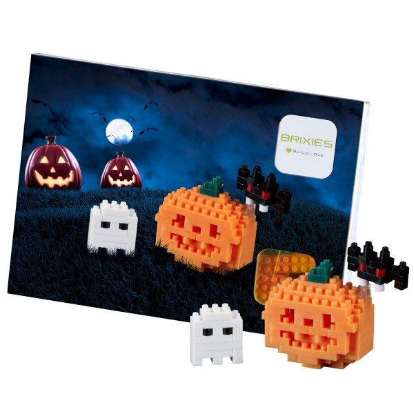 Brixies Postkarte Halloween