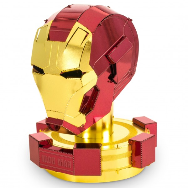Metal Earth: Marvel Avenger Iron Man Helmet