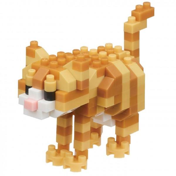 Nanoblock: Tabby Cat