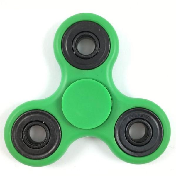 Fidget Spinner Basic Grün