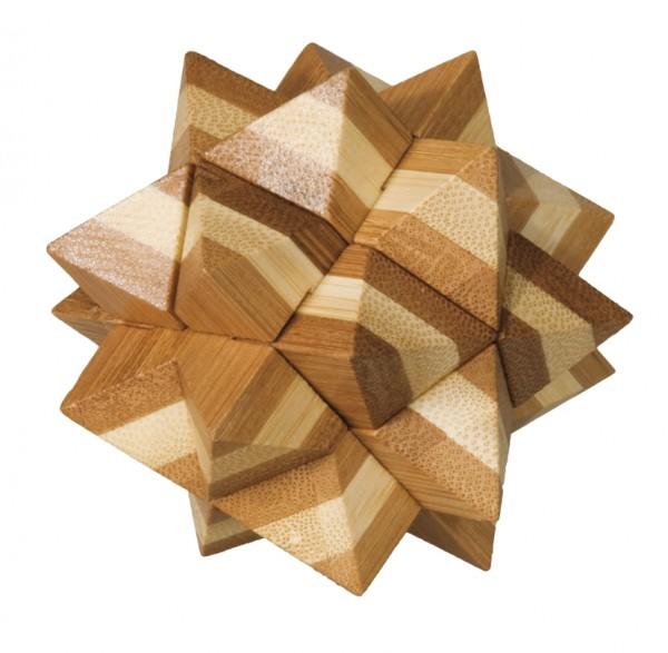 "Bambuspuzzle ""Stern"""