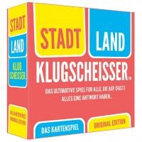 Stadt-Land-Klugscheisser - Das Kartenspiel