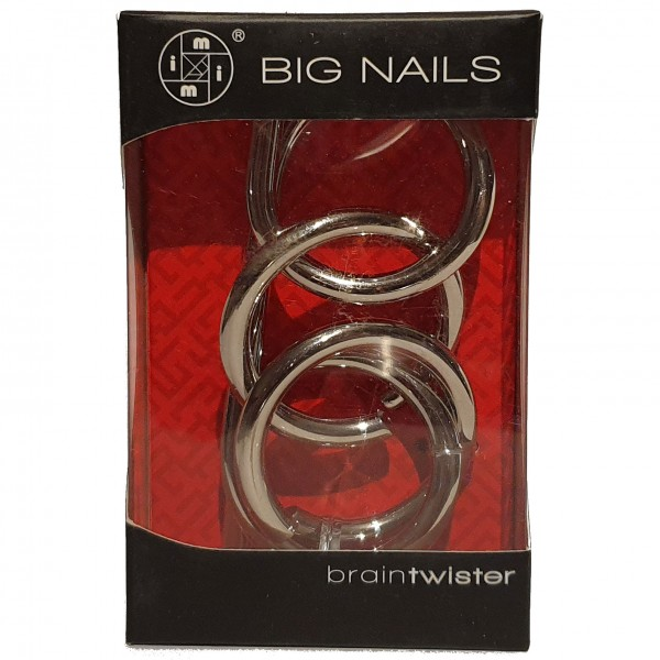 "Big Nails ""Vier Ringe"""