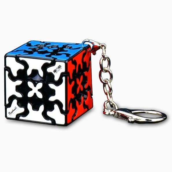 QiYi Gear 3x3 Magic Cube Schlüsselanhänger