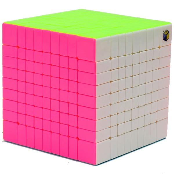 YuXin Huanglong 9x9x9 Stickerless Cube