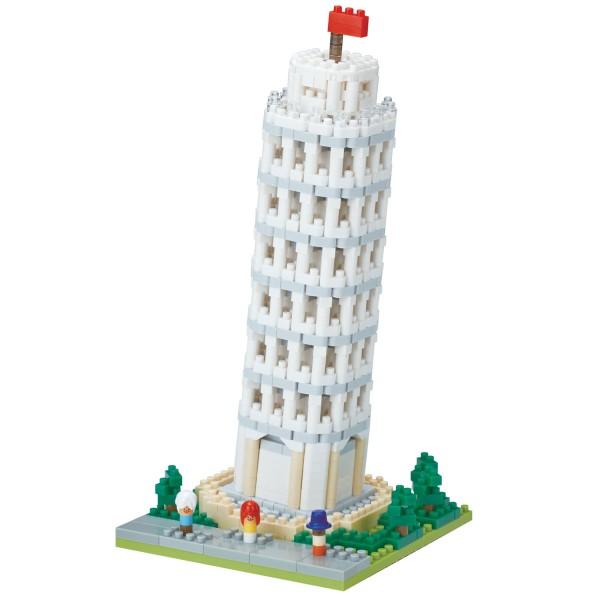 Nanoblock: Tower of Pisa 2