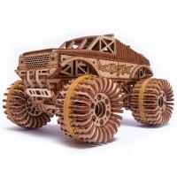 Wood Trick: Monster Truck