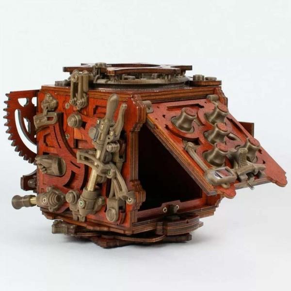 Mecanigma Puzzle Box Bausatz