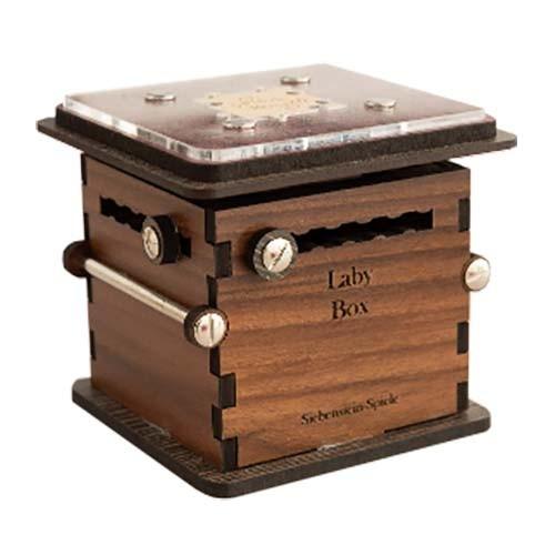 Puzzle Box 09 (Laby-Box)
