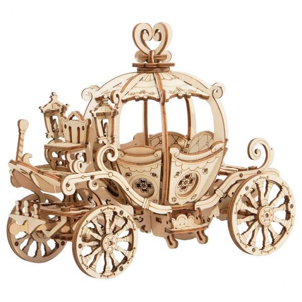 Rolife: Pumpkin Cart