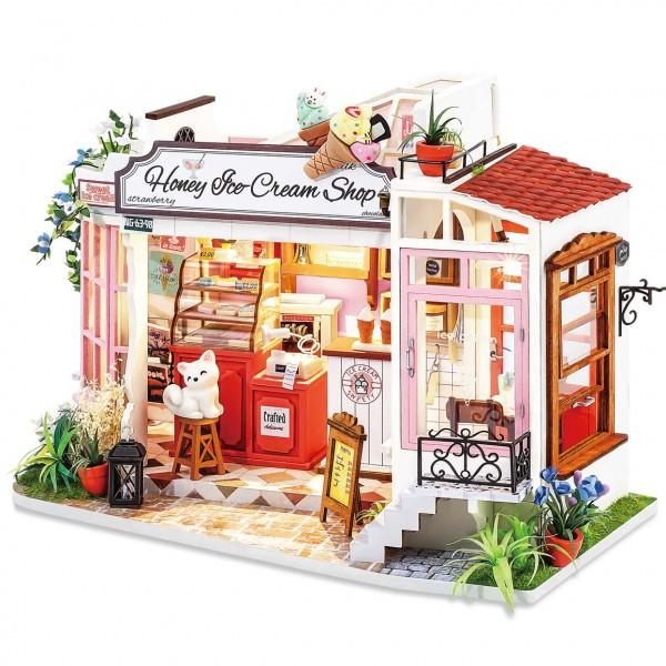 Rolife: Honey Ice-Cream Shop
