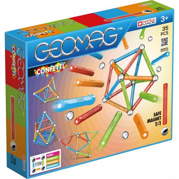 Geomag Classic Confetti 35