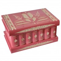 Transylvany Secret Box L Pink