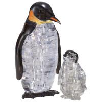 3D Crystal Puzzle - Pinguinpaar