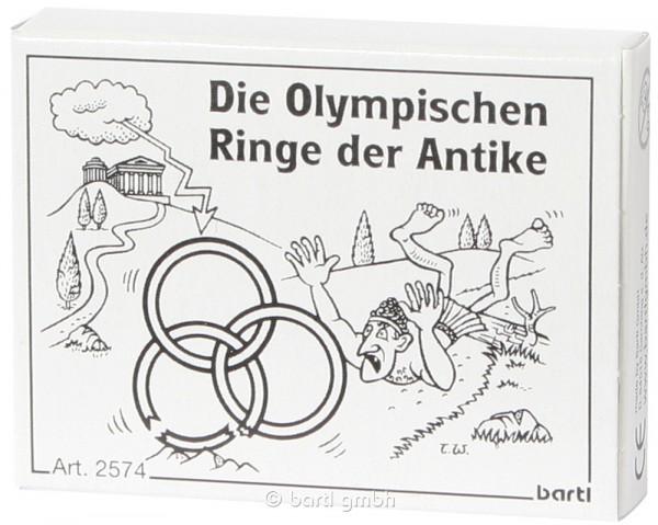Die Olymp. Ringe der Antike