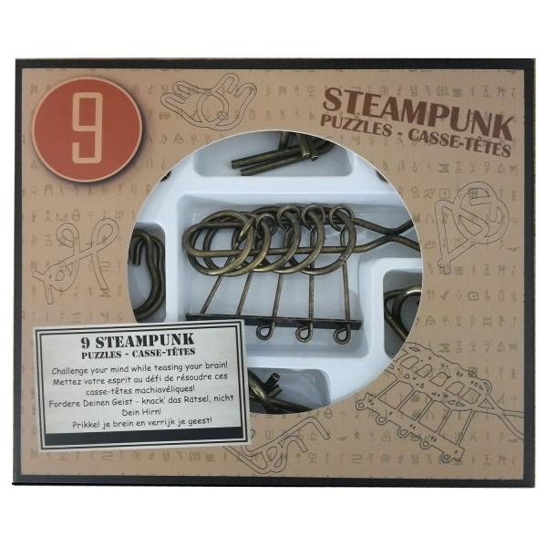 Eureka Steampunk Puzzle (Braune Box)