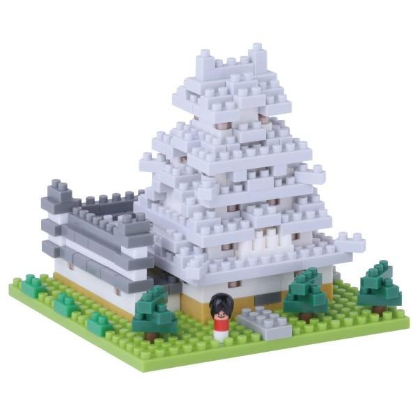 Nanoblock: Himeji Castle