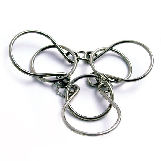 Eureka Racing Wire Puzzle #12
