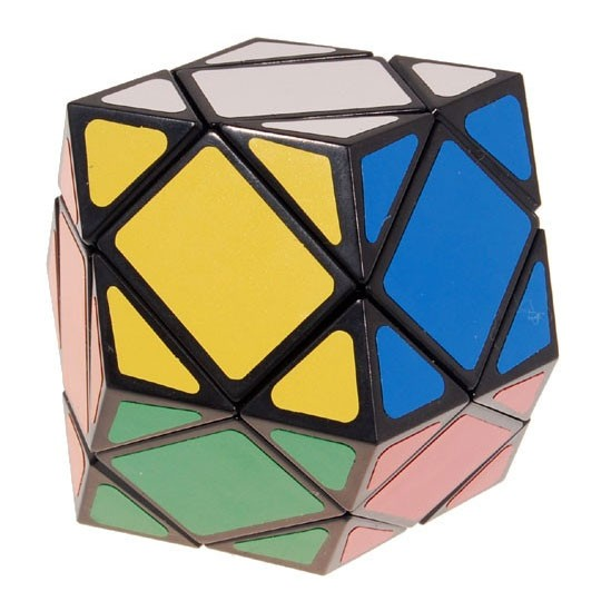 LanLan 6-Axis Megaminx Magic Cube