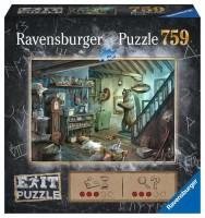 Exit Puzzle: Im Gruselkeller (759 Teile)