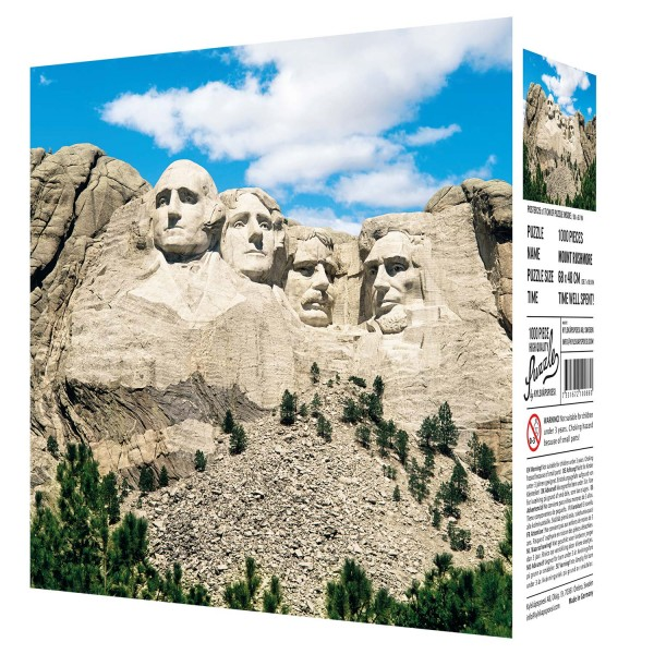 """High Quality Puzzlle """"Mount Rushmore"""" (1000 Teile)"""