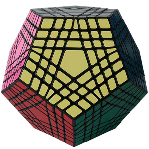 ShengShou Teraminx Magic Cube