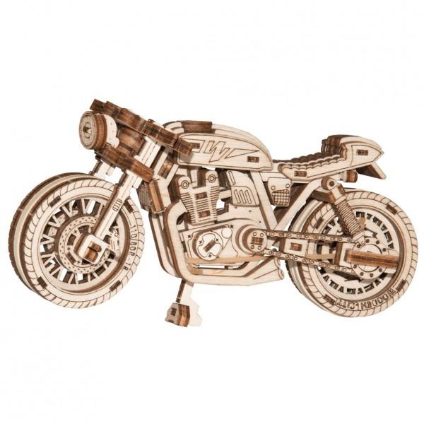 Wooden.City: Cafe Racer (Motorrad)