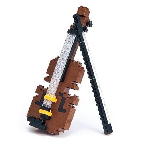 Nanoblock: Violine