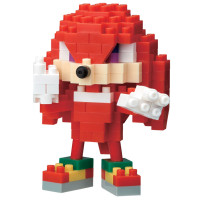 Nanoblock: Sonic the Hedgehog - Knuckles