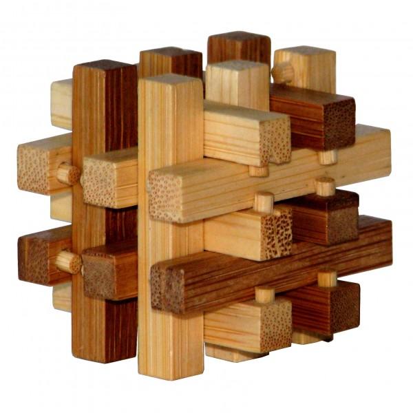 "Kleines Bambus Puzzle ""Slide"""