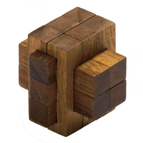 Holzpuzzle Scorpius