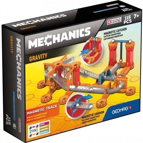 Geomag Mechanics Gravity Magnetic Track 115