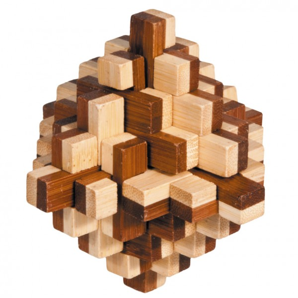 """Bambuspuzzle """"Eisberg"""""""