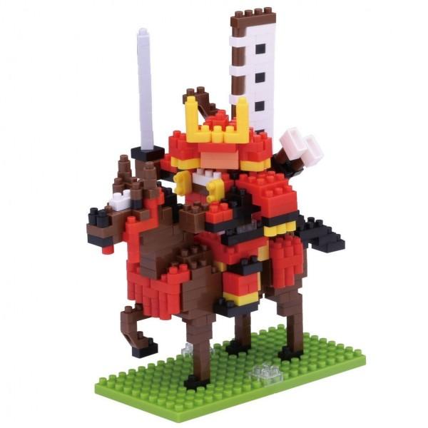 Nanoblock: Samurai