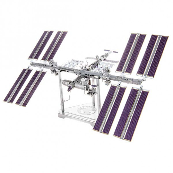 Metal Earth: Iconx International Space Station (ISS)