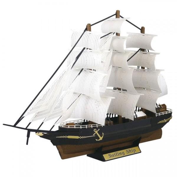 Papernano: Segelschiff