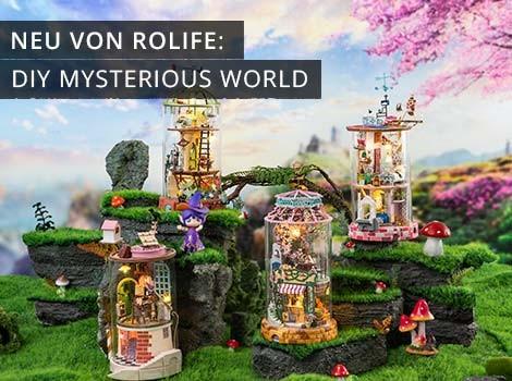 Rolife DIY Mysterious World
